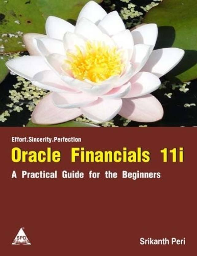 Oracle Financials 11i: A Practical Guide for the Beginners