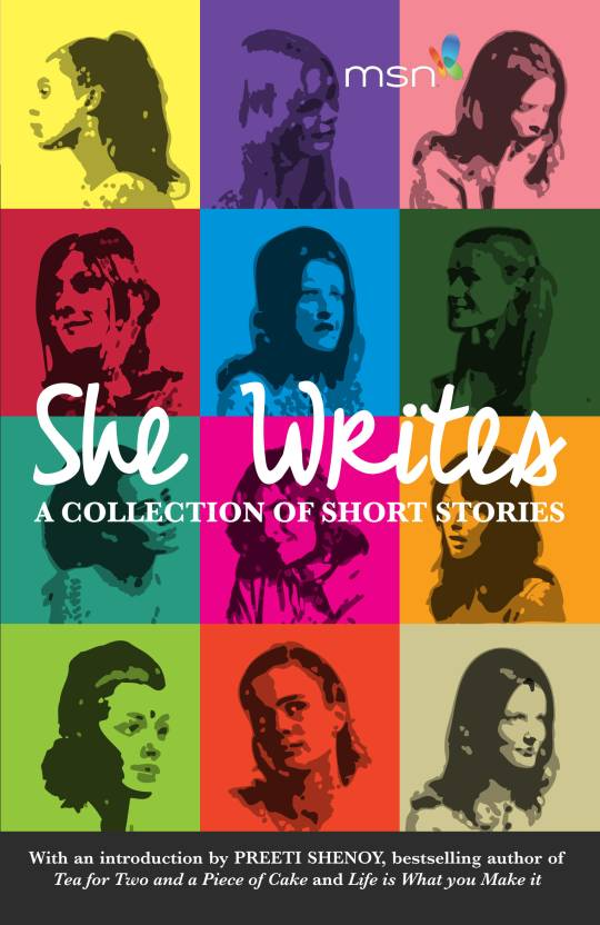 She Writes: A Collection of Short Stories
