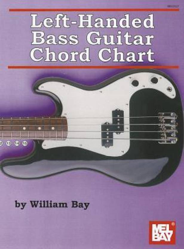 Left Handed Bass Guitar Chord Chart Buy Left Handed Bass Guitar