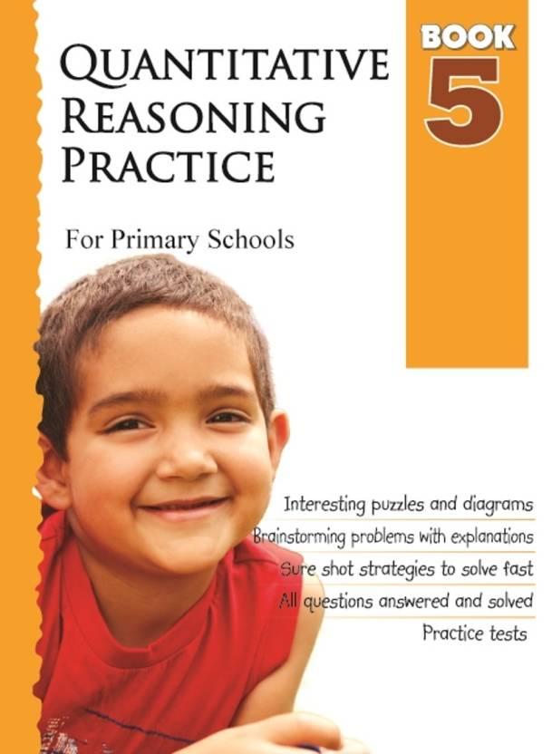 Quantitative Reasoning Practice for Primary Schools (Book 5