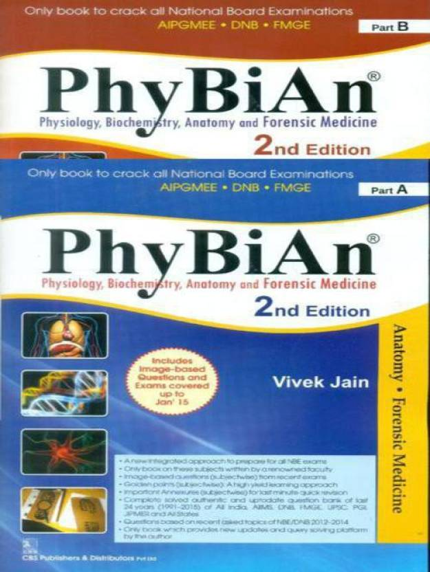PhyBiAn : Physiology Biochemistry Anatomy and Forensic Medicine 2 ...