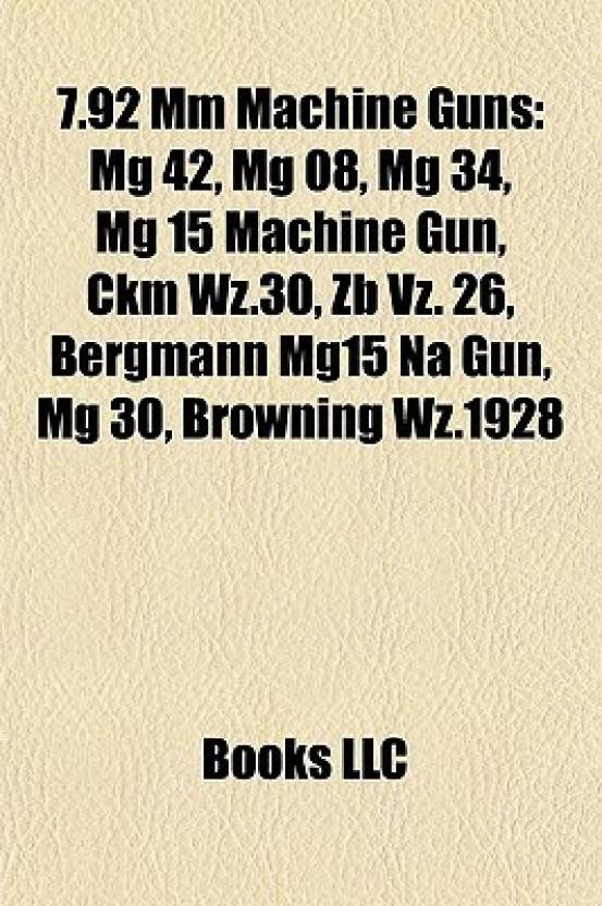 Mg 15 Machine Gun