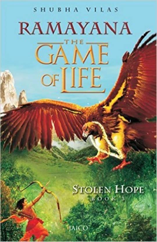 Ramayana - The Game of Life - Book 3