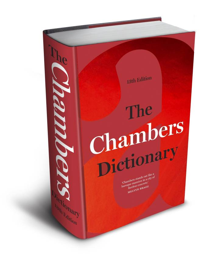 The Chambers Dictionary (13th Edition): Book