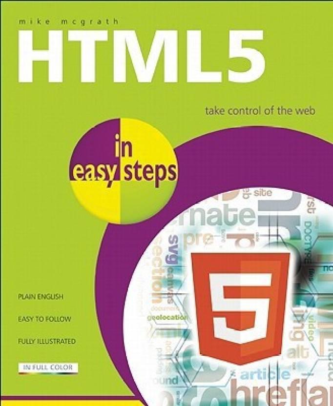 HTML 5 in Easy Steps