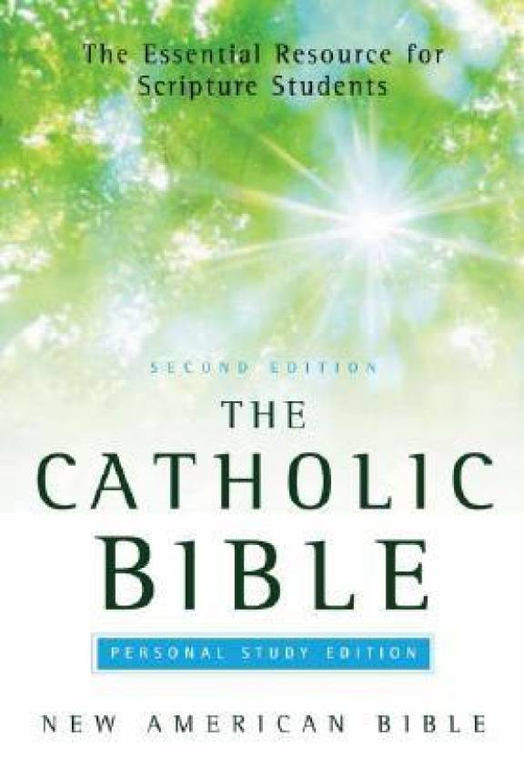 The Catholic Bible: New American Bible, Personal Study
