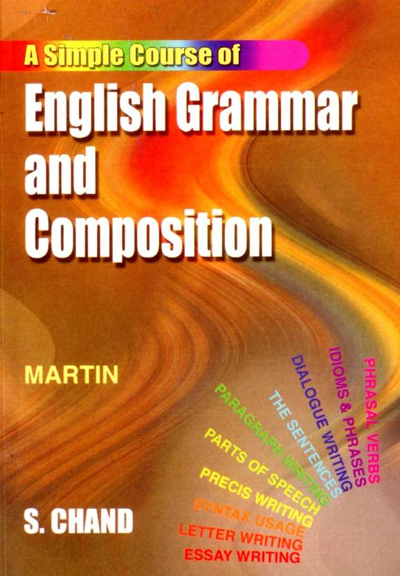 A Simple Course In English Grammar & Composition 16th Edition