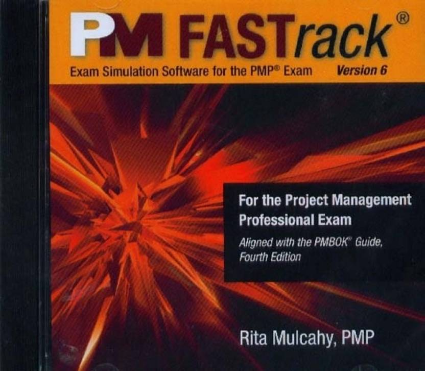 Pm Fastrack Exam Simulation Software For The Pmp Exam Version 6