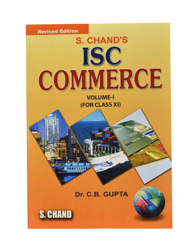 ISC Commerce For Class XI (Volume -1 ) 01 Edition: Buy ISC