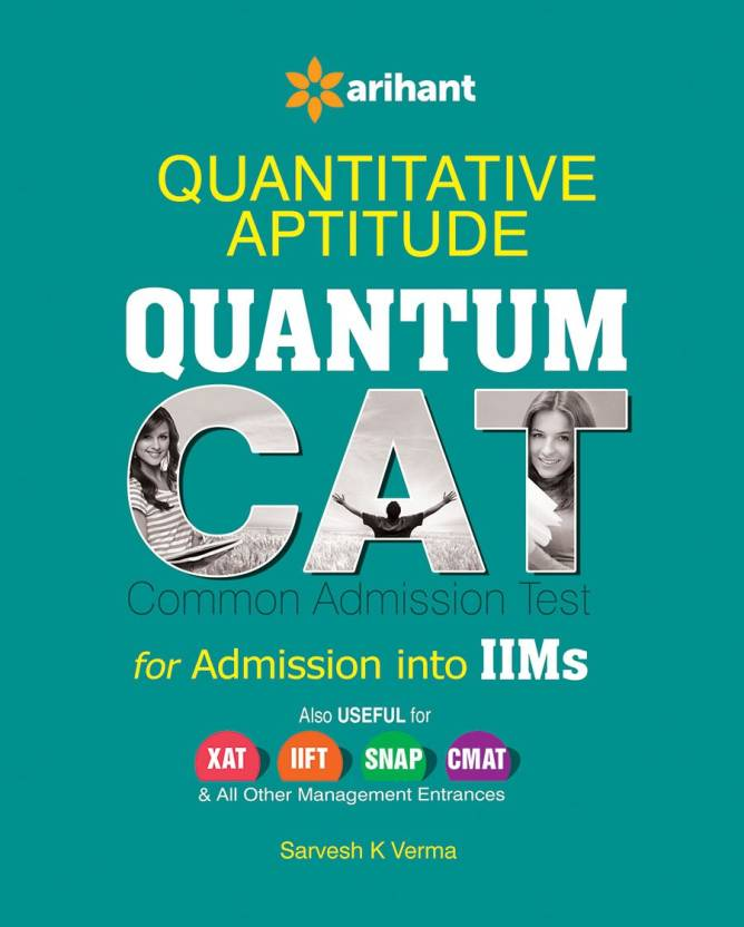 Quantitative Aptitude Quantum CAT for Admission into IIMs 5th  Edition