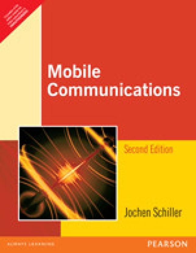 Mobile Communications Jochen Schiller 2nd Edition Pdf