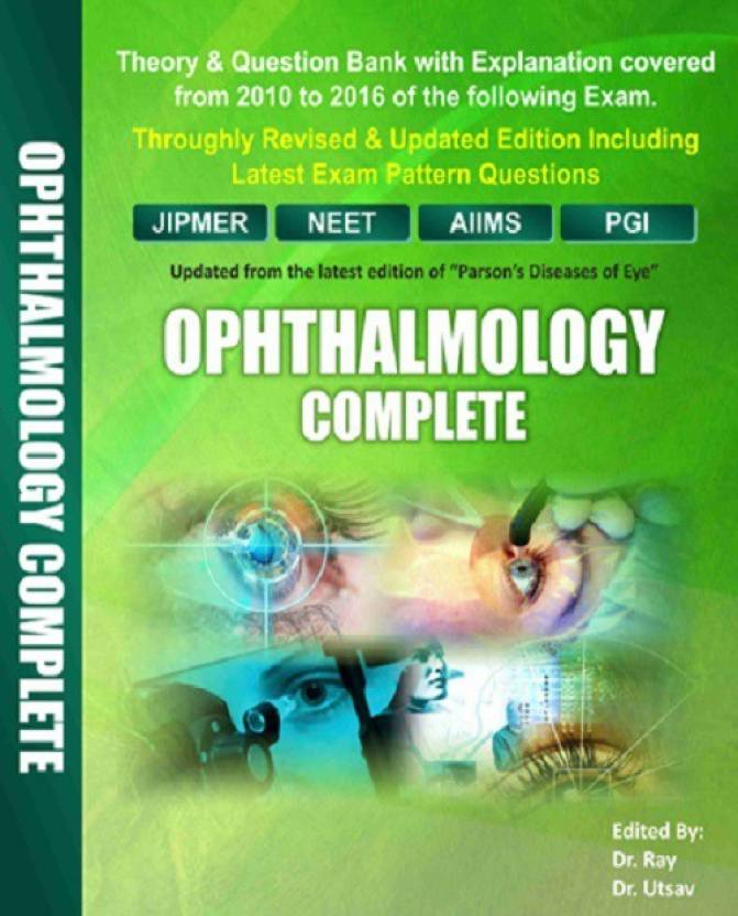 A book of Opthamology: Buy A book of Opthamology by Dr