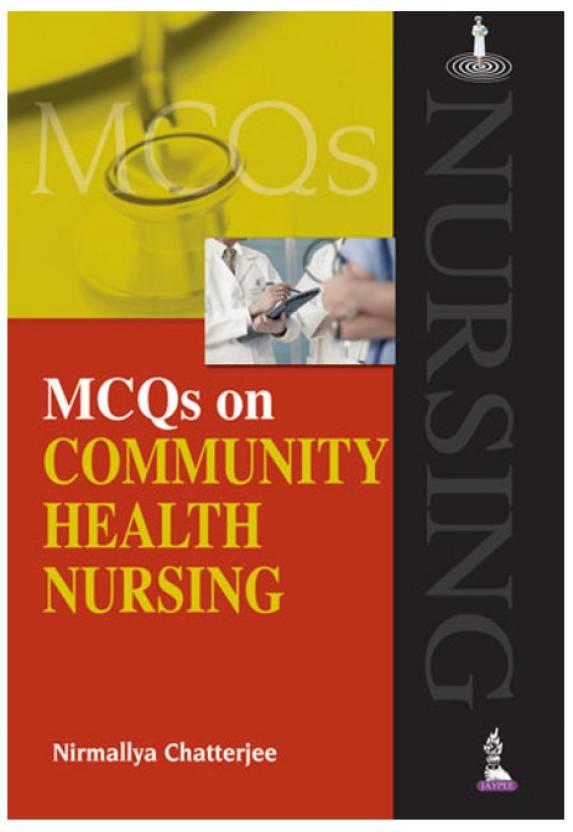 MCQs on Community Health Nursing 1st Edition: Buy MCQs on Community