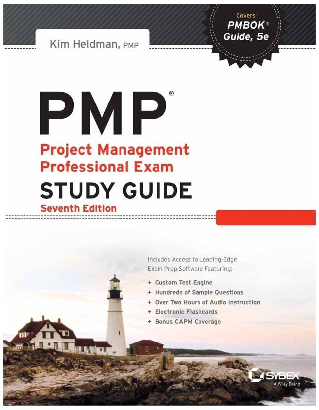 Pmp Project Management Professional Exam Study Guide 7th Edition
