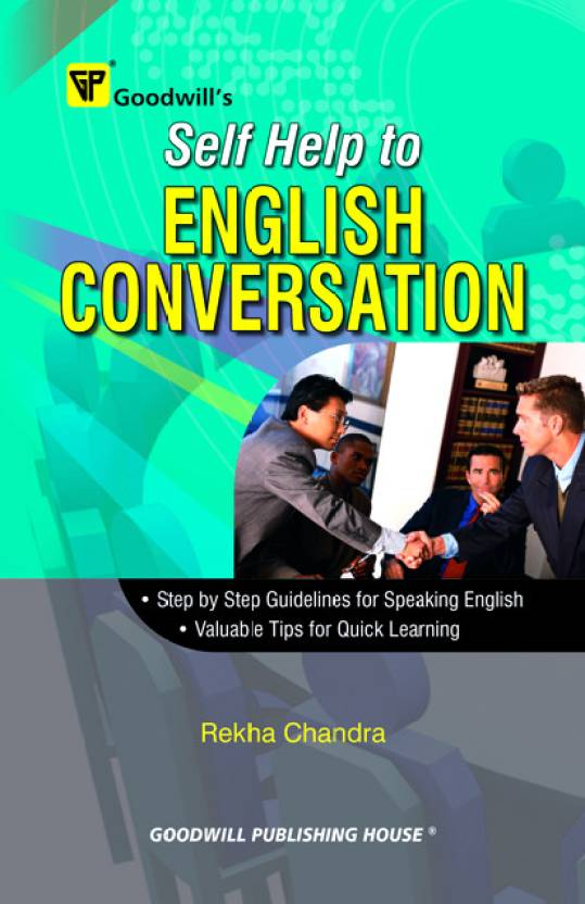 Self Help To English Conversation, PB G-126 1st Edition