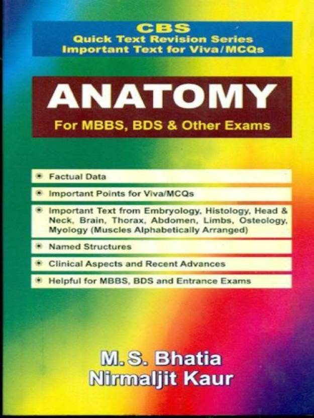 CBS Quick Text Revision Series Important Text for Viva / MCQs ...