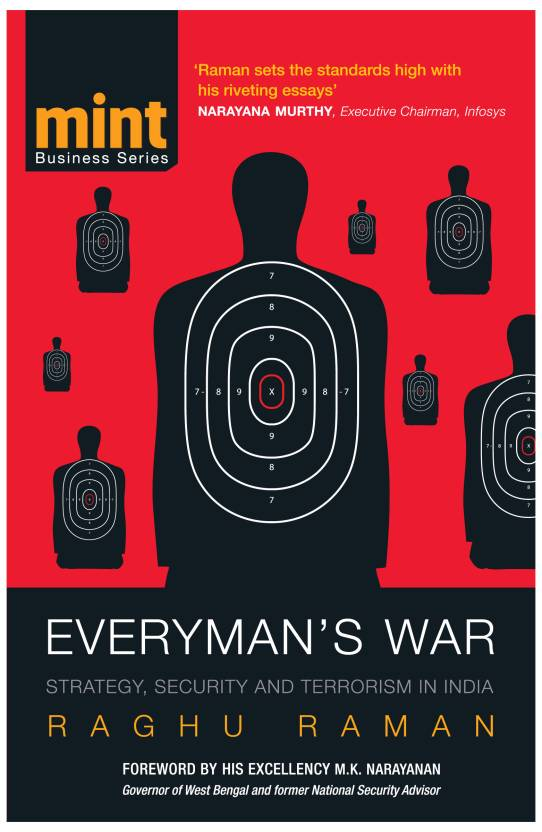 Everyman's War : Strategy, Security and Terrorism in India