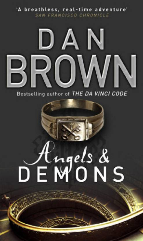 Angels And Demons Buy Angels And Demons By Dan Brown Online At
