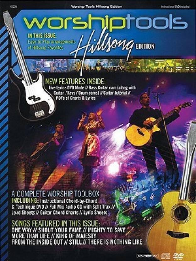 Hillsong Edition: WorshipTools Book/CD/DVD Pack (Integrity
