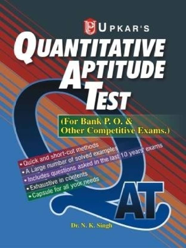quantitative aptitude Quantitative aptitude test ---past paper of cooperative bank exam.