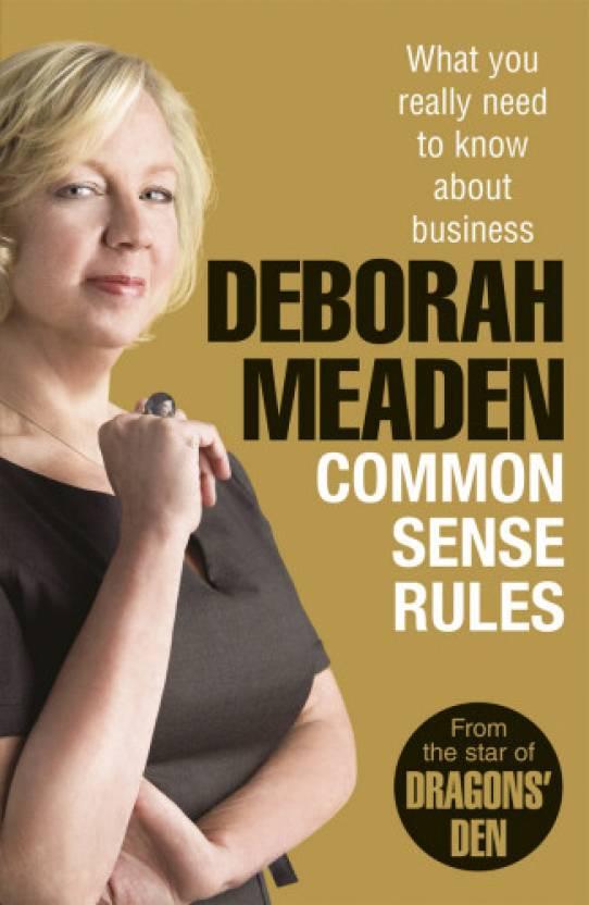 Common Sense Rules
