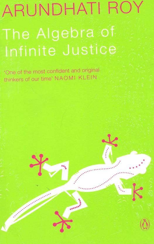 Algebra Of Infinite Justice; The