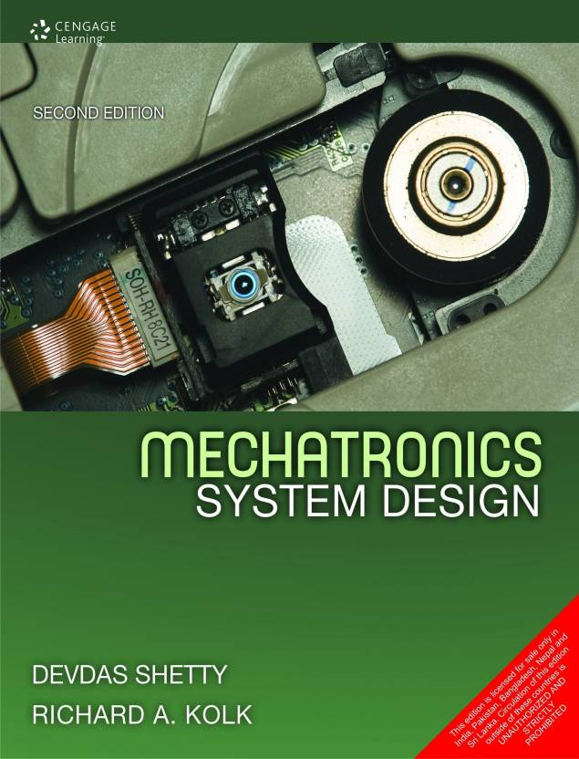 Mechatronics System Design 2nd Edition: Buy Mechatronics