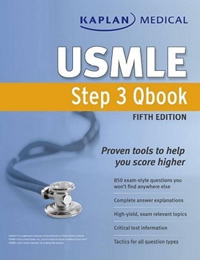 Kaplan Medical USMLE Step 3 Qbook: Buy Kaplan Medical USMLE