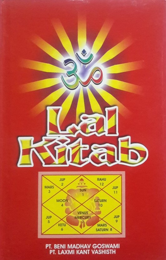 lal kitab red book astrology