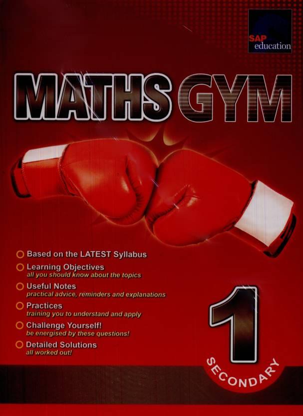Sap Maths Gym For Secondary 1 - Buy Sap Maths Gym For Secondary 1