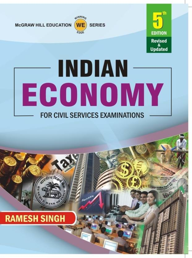Indian Economy : For Civil Services Examinations 5th  Edition