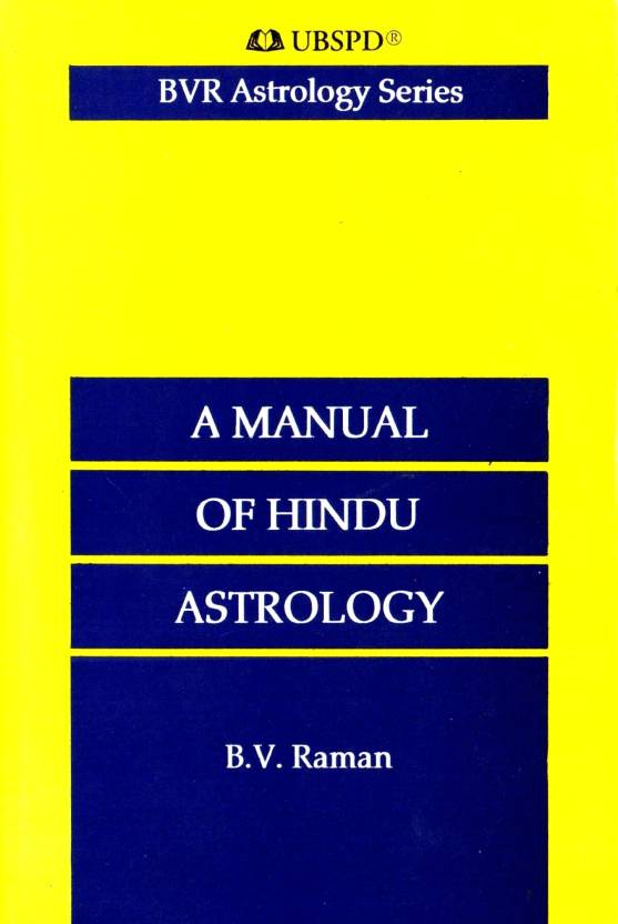 Hindu Predictive Astrology Bv Raman — Rulmeca Germany