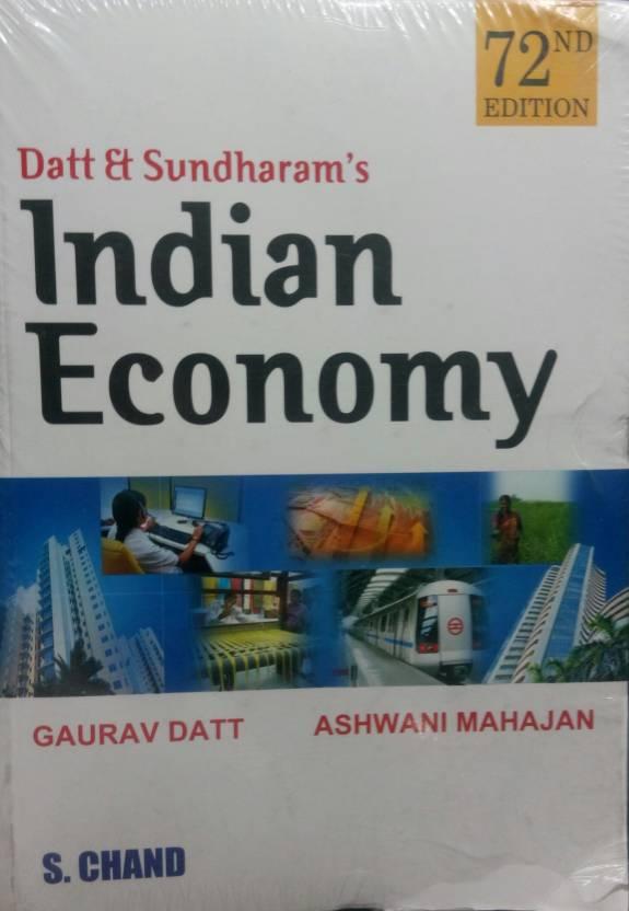 Datt & Sundharam's Indian Economy