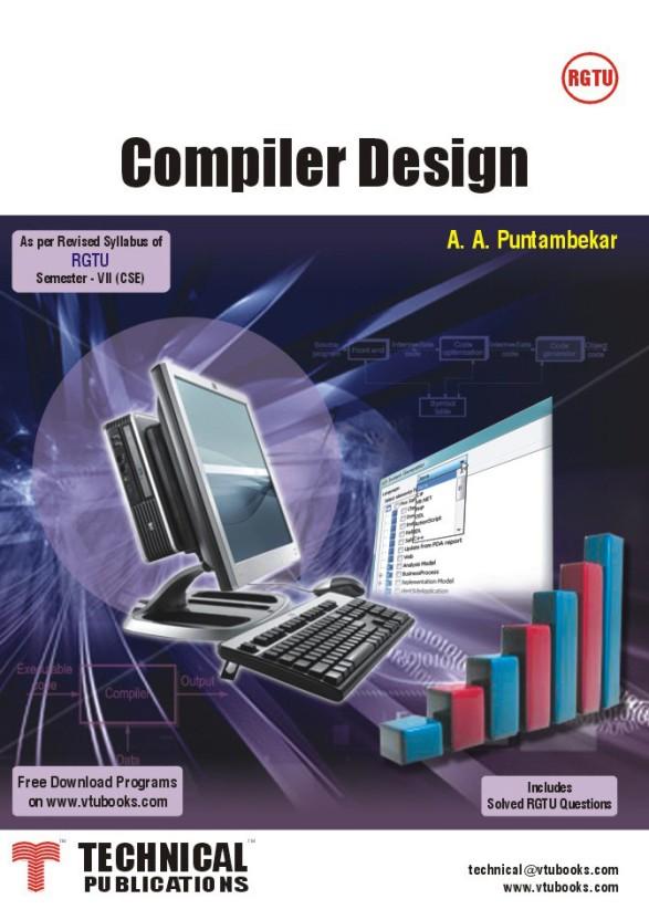 Technical publications pdf compiler design