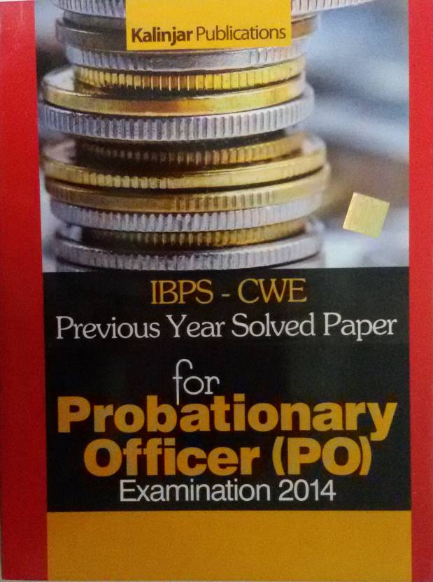 IBPS - CWE 15 Practice Papers for Probationary Officer Examination 2014 (Set of 2 Books)