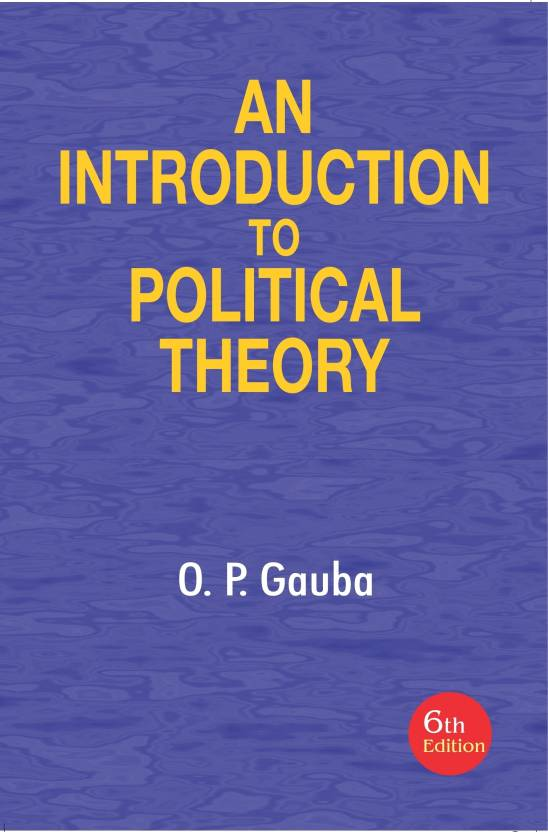 Introduction to political theory 6th edition buy introduction to introduction to political theory 6th edition fandeluxe Gallery