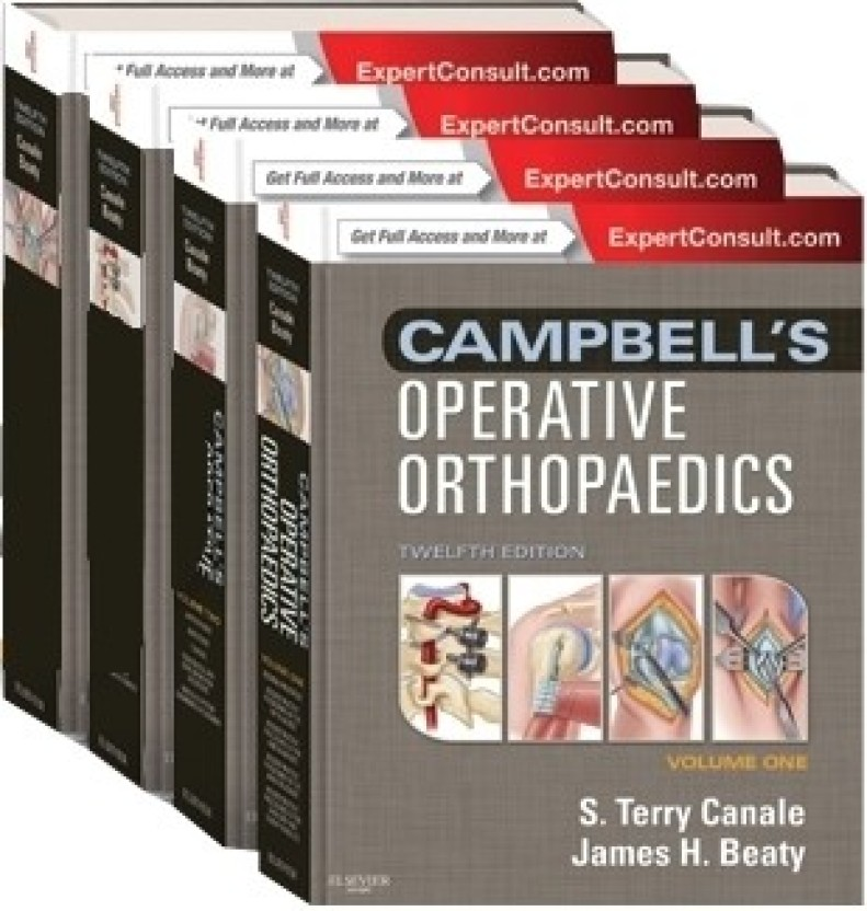 Campbell Operative Orthopaedics 12th Edition Download