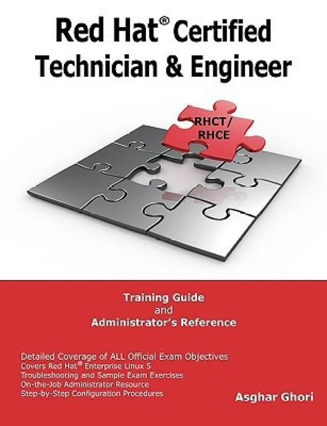 Red Hat(R) Certified Technician & Engineer - Buy Red Hat(R