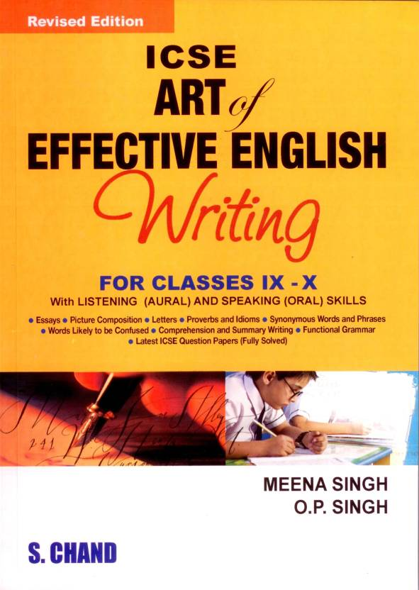 What Is A Thesis Statement In An Essay  Persuasive Essay Papers also 1984 Essay Thesis Icse Art Of Effective English Writing For Classes Ix  X  Best Essay Topics For High School