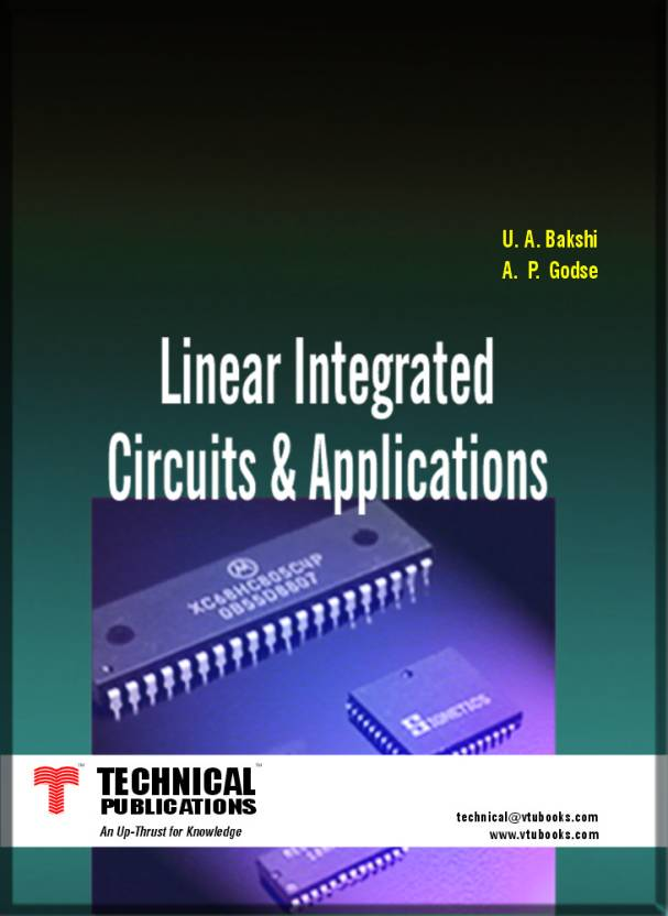 Linear Integrated Circuits and Applications 1st Edition