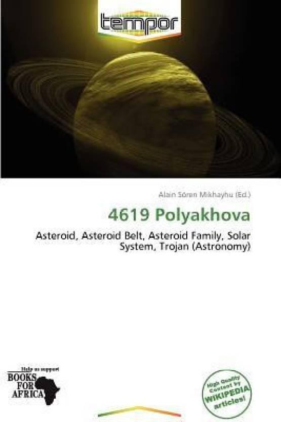 4619 Polyakhova: Buy 4619 Polyakhova by Alain S  Mikhayhu at