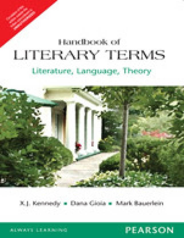Handbook of Literary Terms : Literature, Language, Theory