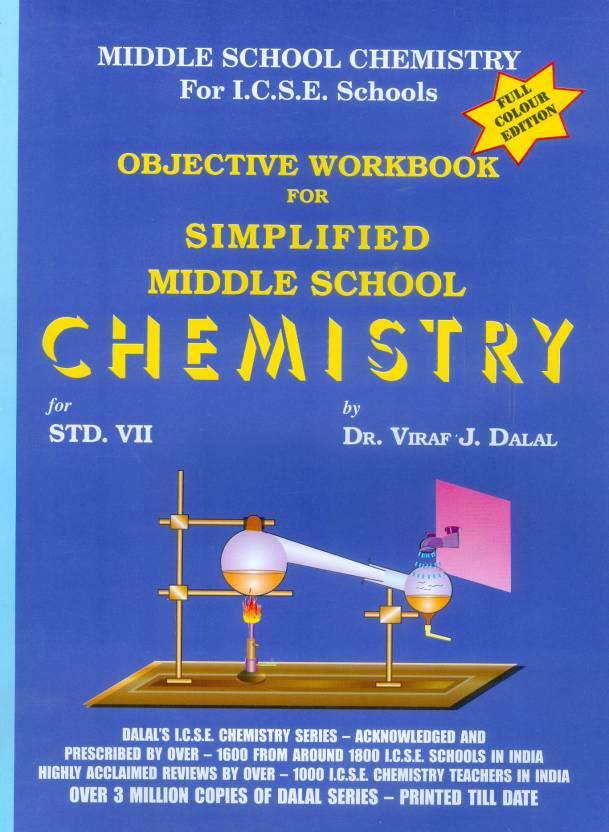 Dalal ICSE Chemistry Series: Objective Workbook For
