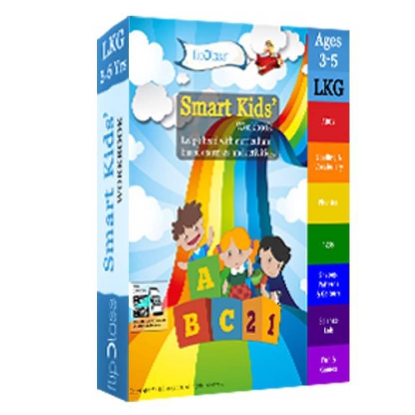 Flipclass Smart Kids Worksheets For Lkg Kg 1 And Montessori 3 5