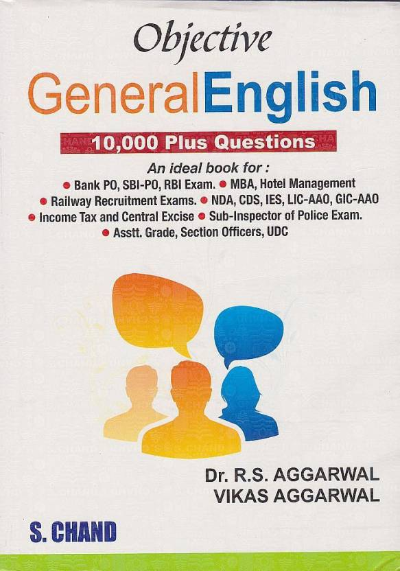 OBJECTIVE GENERAL ENGLISH 1 Edition