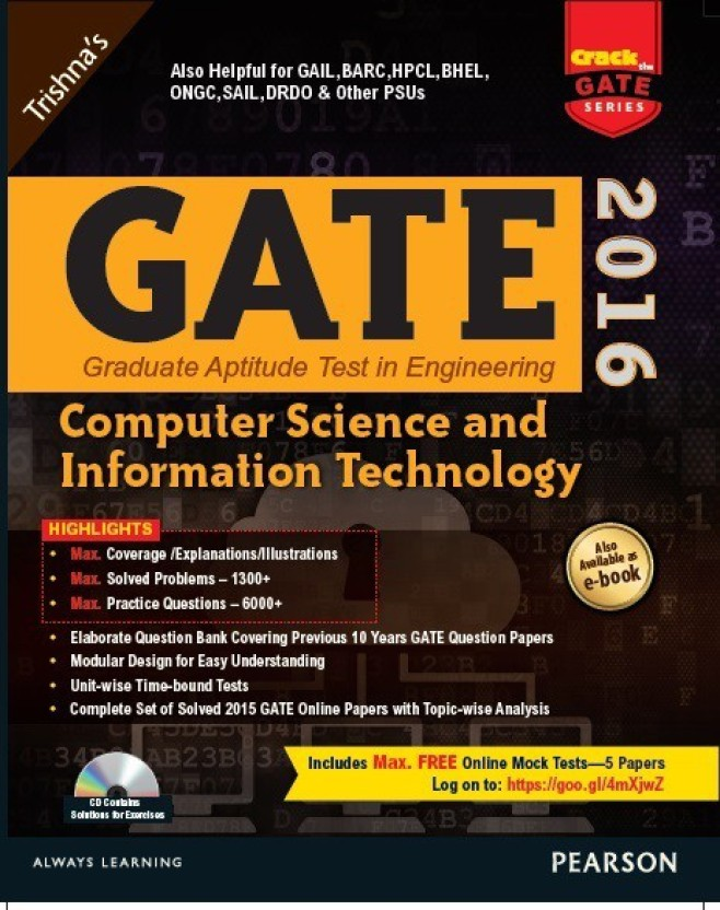Ebook Gate Exam Computer Science