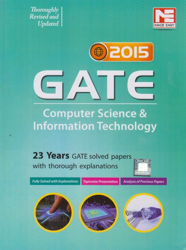 Gate Book For Computer Science