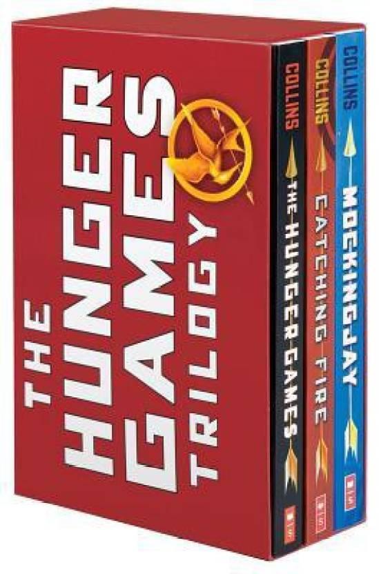 hunger games trilogy price