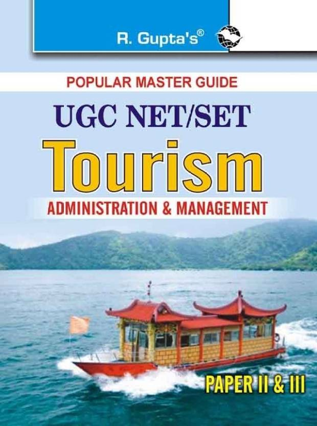 UGC-NET/SETTourism (Administration & Management) Guide (Paper II and III)