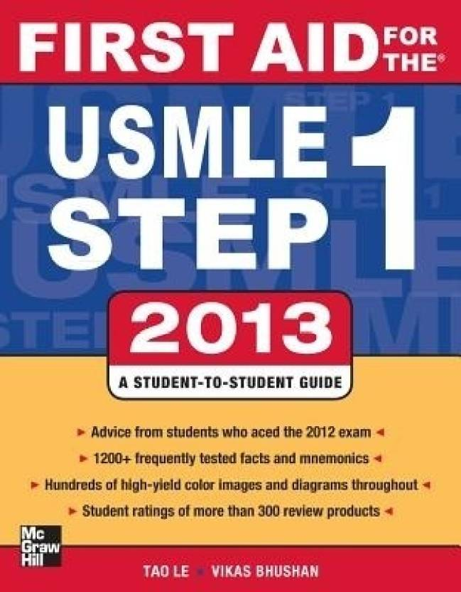 First Aid for the USMLE Step 1, 2013 23 Rev ed Edition